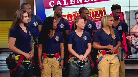 fdny releases annual calendar heroes featuring yorks bravest