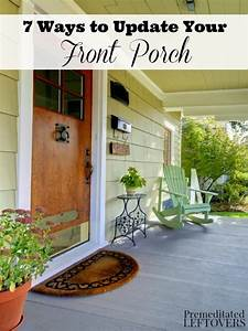 7, Ways, To, Update, Your, Front, Porch