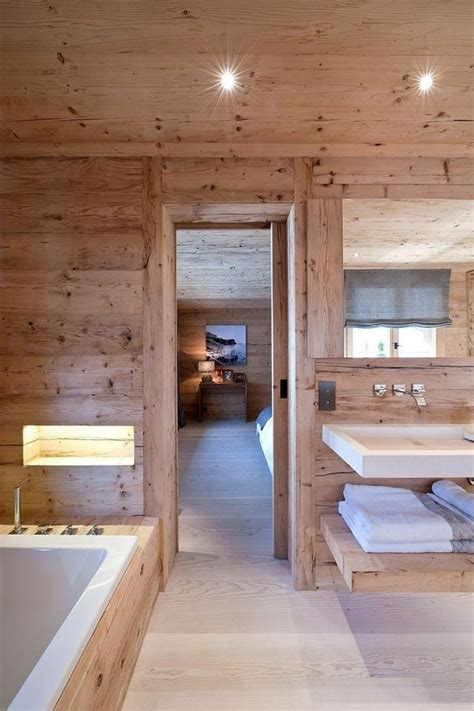 chambre à coucher rustique quel type d intérieur pour votre chalet en bois habitable