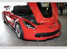 Callaway C7 Corvette Z06 makes first public showing at