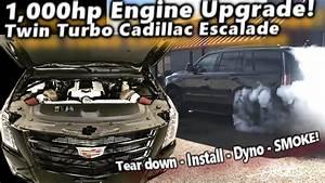 Armageddon Twin Turbo Cadillac Escalade