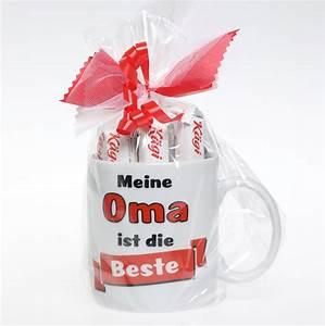 Geschenke Für Oma Weihnachten : oma tasse carina ~ Orissabook.com Haus und Dekorationen