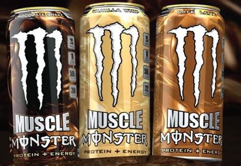 Muscle Monster Energy Drink