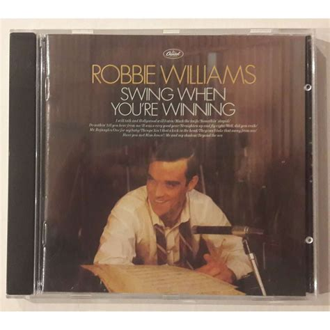Robbie Williams Swing When You Re Winning by Swing When You Re Winning Robbie Williams Cd 売り手
