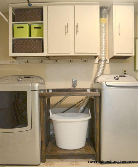 laundry room makeover details  final  logic
