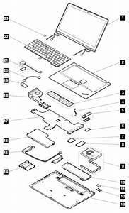 System Service Parts - Thinkpad T450