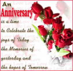 Happy Anniversary Special Couple