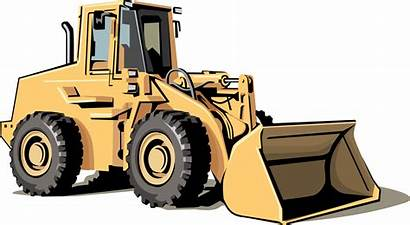 Construction Equipment Clip Clipart Heavy Machinery Excavating