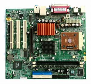Motherboard With Label Atx