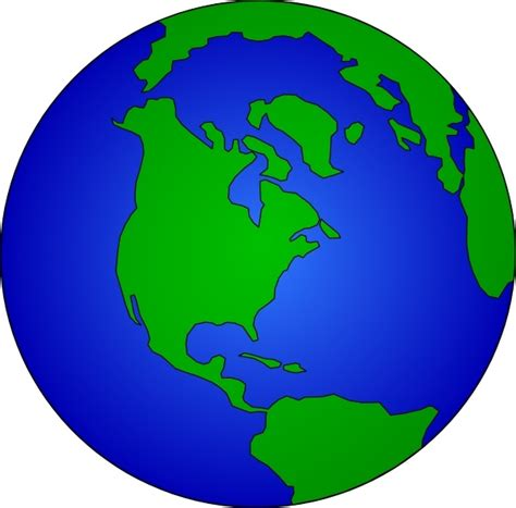 Image result for free clip art world globe