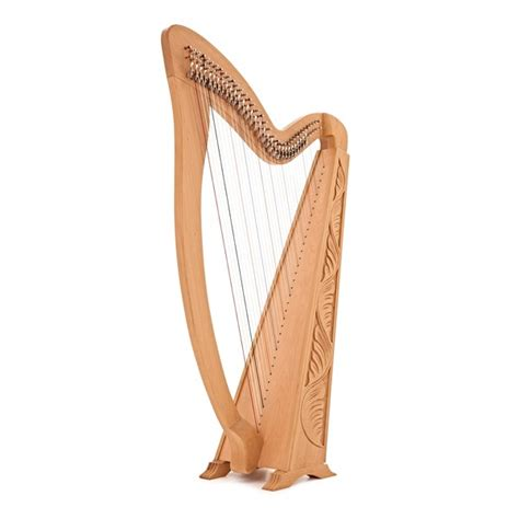 what is a l harp harps gear4music