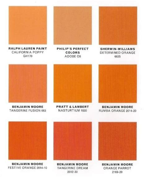 best 25 orange color palettes ideas on pinterest orange