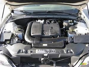 2000 Lincoln Ls V8 3 9 Liter Dohc 32