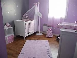 Idee De Decoration Pour Chambre De Bebe Fille Visuel 1