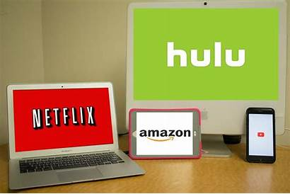 Streaming Tv Traditional Services Netflix Hulu Screen