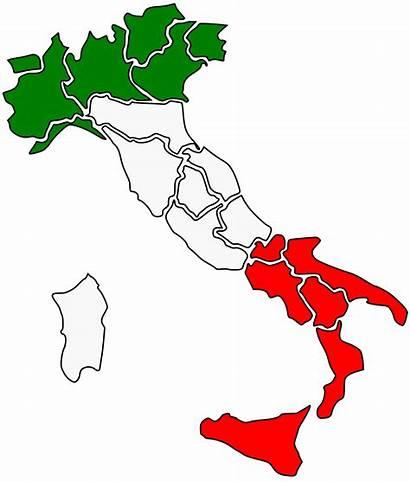 Italy Map Clipart Italian