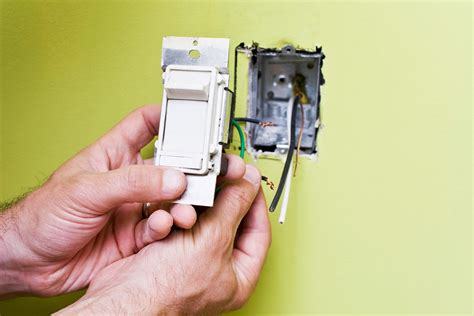 hooking up a light switch how to replace a light switch in only 6 steps