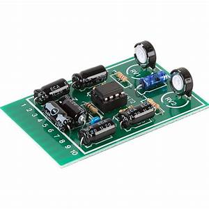 Universal Stereo Preamp Kit