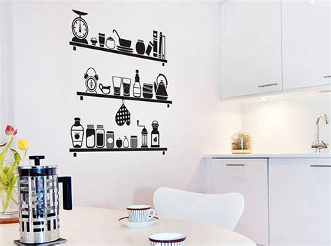 stickers porte de cuisine décorer la cuisine avec des stickers décoration