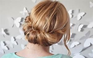 chignon bas cheveux mi long coloration des cheveux moderne With nice mariage de couleur avec le gris 8 couleurs cheveux courts un top 20 coiffure simple et