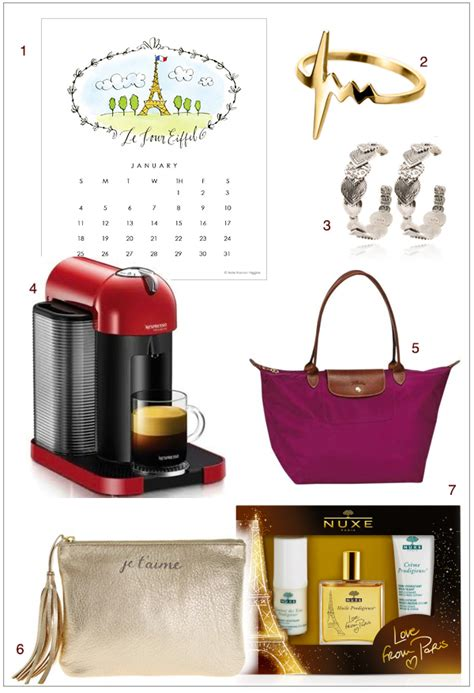 french christmas gifts inspired gift ideas engagement 101