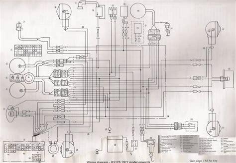 1977 78 yamaha rs 125 dx blowing headl bulbs yamaha
