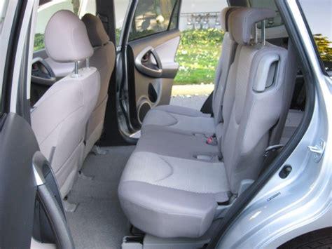 Toyota Rav4 Third Row Seat by 2007 Toyota Rav4 4wd 4 Cyl Auto 7 Passengers 3rd Row