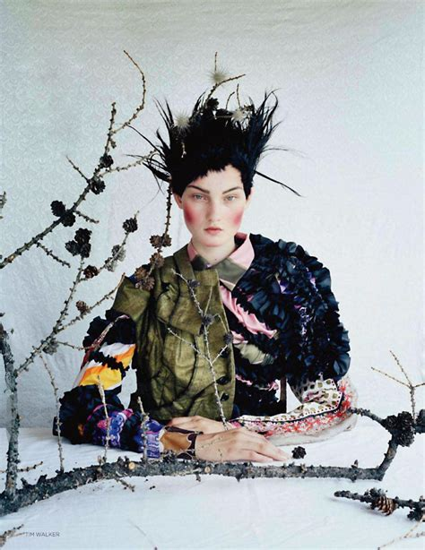 Tim Walker Zoe Lower