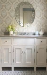 Wallpaper Bathroom Ideas Kelsey M Design Wallpaper Wednesday Bathrooms