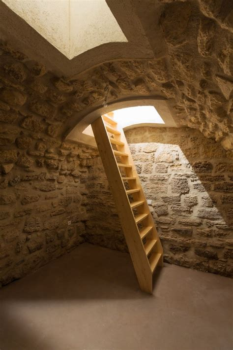 secret basement     renovation    parisian apartment