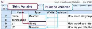 Spss Variable Berechnen : spss data preparation 3 inspect variable types ~ Themetempest.com Abrechnung