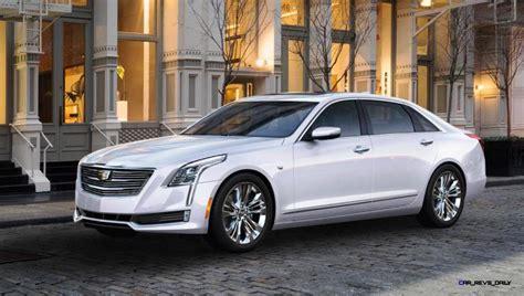 2016 Cadillac Ct6 Colors