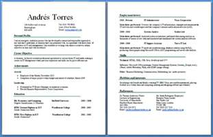 two page resume ok resume exle two page resume exle free two page resume front and back or stapled two page