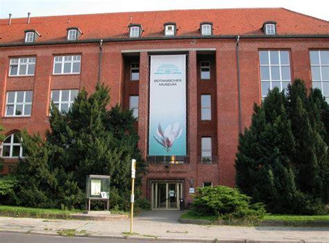 Botanischer Garten Und Botanisches Museum Berlin Dahlem Bgbm by Museum Botanischer Garten Und Botanisches Museum Berlin