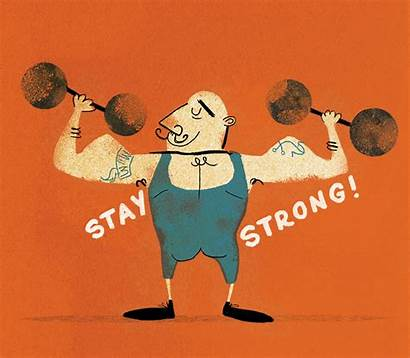 Strong Stay Animated Gifer Outside Bones