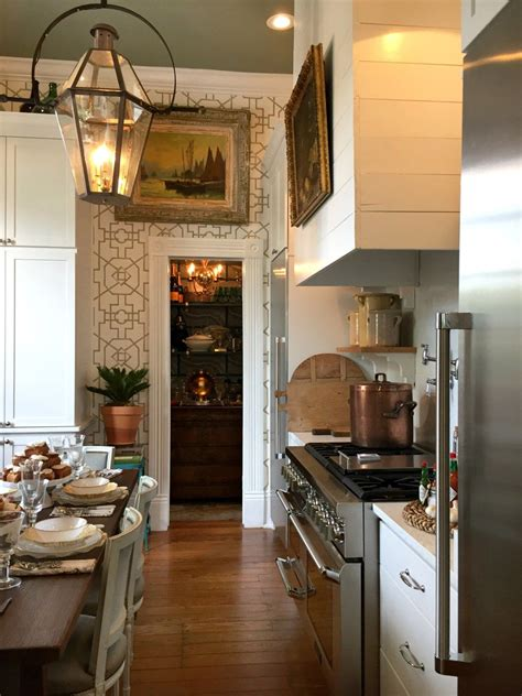 Southern Style Now Showhouse Kitchen by 2016 Traditional Home New Orleans Showhouse Part One