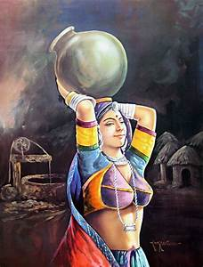 My Life  My Way  Beautiful Indian Paintings Collection