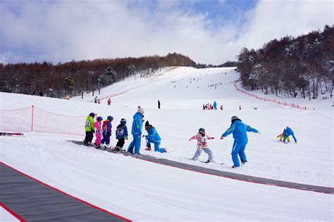 富士見 高原 スキー 場