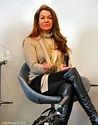 Actress Claudia Christian 12 March 2016 by Anne MacKay ...