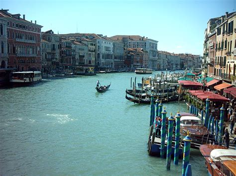 Venice The Historical And Most Beautiful City Of Italy World