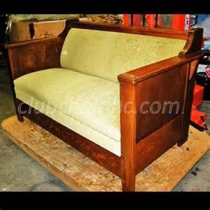Settee Repairs by Reupholstery Repair
