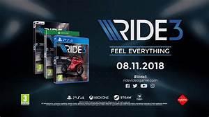 Ride 3 Xbox One : 39 ride 3 39 anunciado para pc ps4 y xbox one gaminguardian ~ Jslefanu.com Haus und Dekorationen