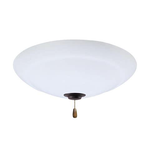 rubbed bronze ceiling fan light kit design house 3 light oil rubbed bronze ceiling fan light