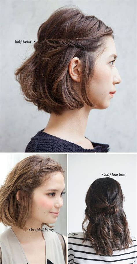 fashonable updo hairstyles  short hair styles weekly