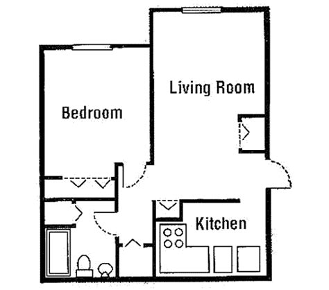 simple one house plans beautiful simple one bedroom house plans for kitchen