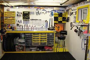 Tool Storage - What do you use for your bike shop/garage
