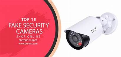 Security Fake Cameras Dummy
