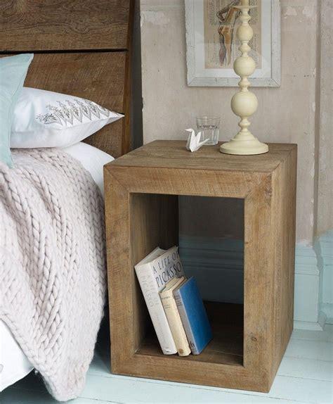 modern simple nightstand woodworking diy furniture