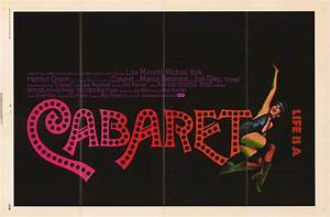 Cabaret movie posters at movie poster warehouse ...