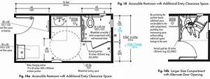 small or single public restrooms engineering feed With ansi handicap bathroom standards